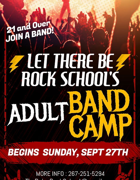 Copy of Rock n Roll Music Concert Poster