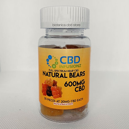 CBD Infusionz Gummy Bears