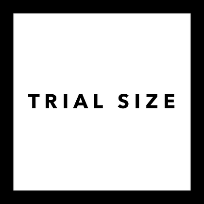Trial Size Products