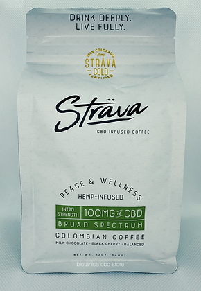 Coffee Intro Strength Whole Bean