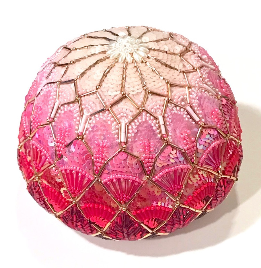 Untitled Pink Object, 2018