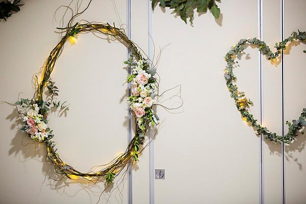 giant wreaths