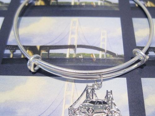 Mini Cooper Adjustable Bracelet