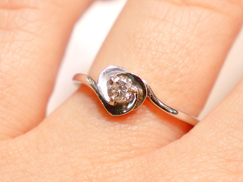 Sterling Silver .25ct TW