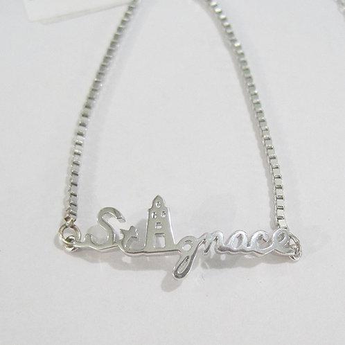 Sterling Silver St. Ignace Bracelet