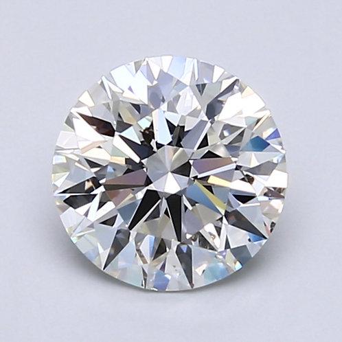 1.52ct  Natural Round Brilliant Cut Diamond