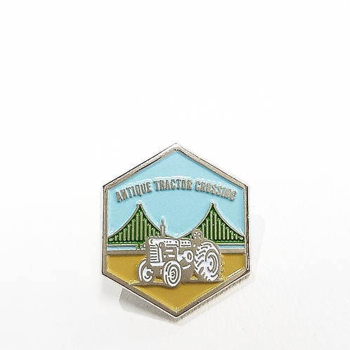 Tractor Crossing Pin