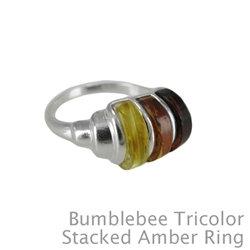 Amber Ring: Bumblebee