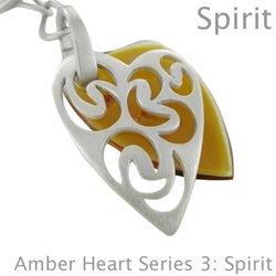 Amber Heart Series No. 3: Spirit