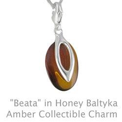 "Amber: Collectible Charm ""Beata"""