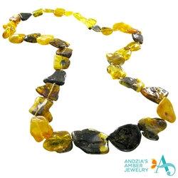 Amber Bead Necklace: Artifact