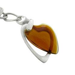 "Amber: Collectible Charm""Treasure"""