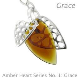 Amber Heart Series No. 1: Grace