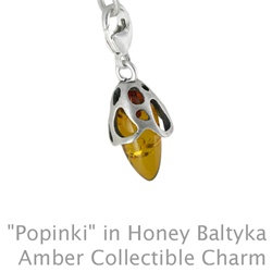 "Amber: Collectible Charm ""Popinki"""