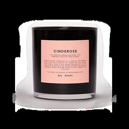 cinderose. x boy smells
