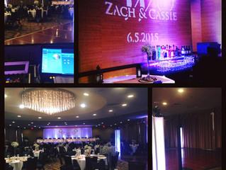 Zach & Cassie's Wedding Reception 6.5.2015 - Holiday Inn City Centre - Sioux Falls, SD
