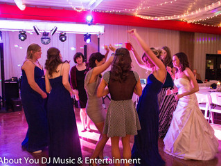 Megan & Seth's Wedding Reception