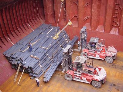 Steel flat bars S700MC, S600MC, S550MC stockholding