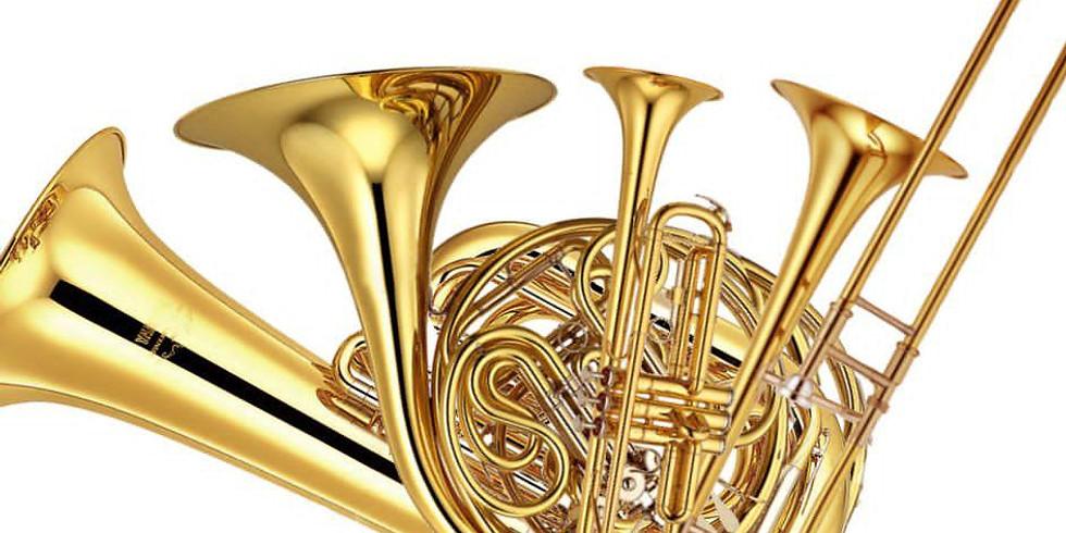 The Fanfare - Liverpool Brass Quintet - LAST FEW TICKETS