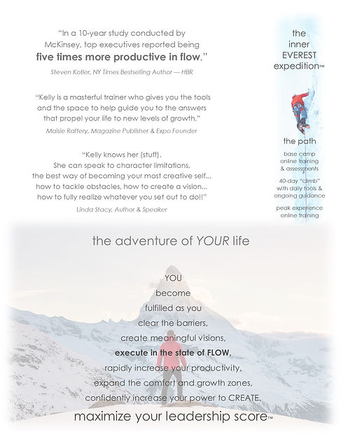 the inner EVEREST expedition one sheet f