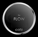 Bl Bg the FLOW cafe logo.png