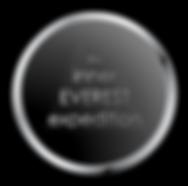 Bl Bg the inner EVEREST expedition logo.