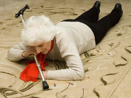 Seniors: Tips for Decreasing Fall Risks
