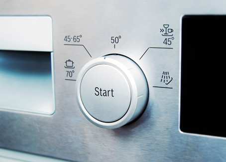 Hard Water and Your Dishwasher