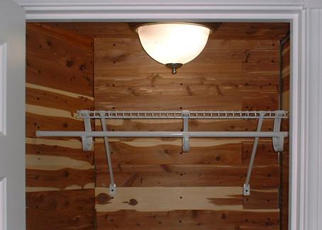 Cedar Closets are Healthy!