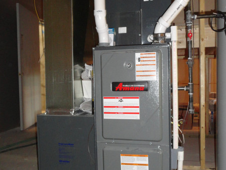 Fall Home Maintenance Task #1 - Schedule a Boiler/Furnace Tune-Up