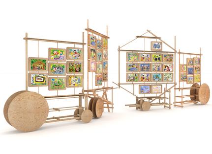 Sempio Children Museum Exbition. 2017