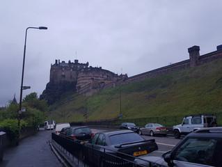 Edinburgh coach trip