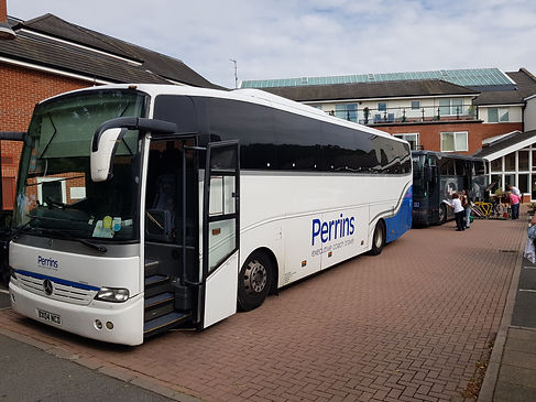 midland coach hire with driver