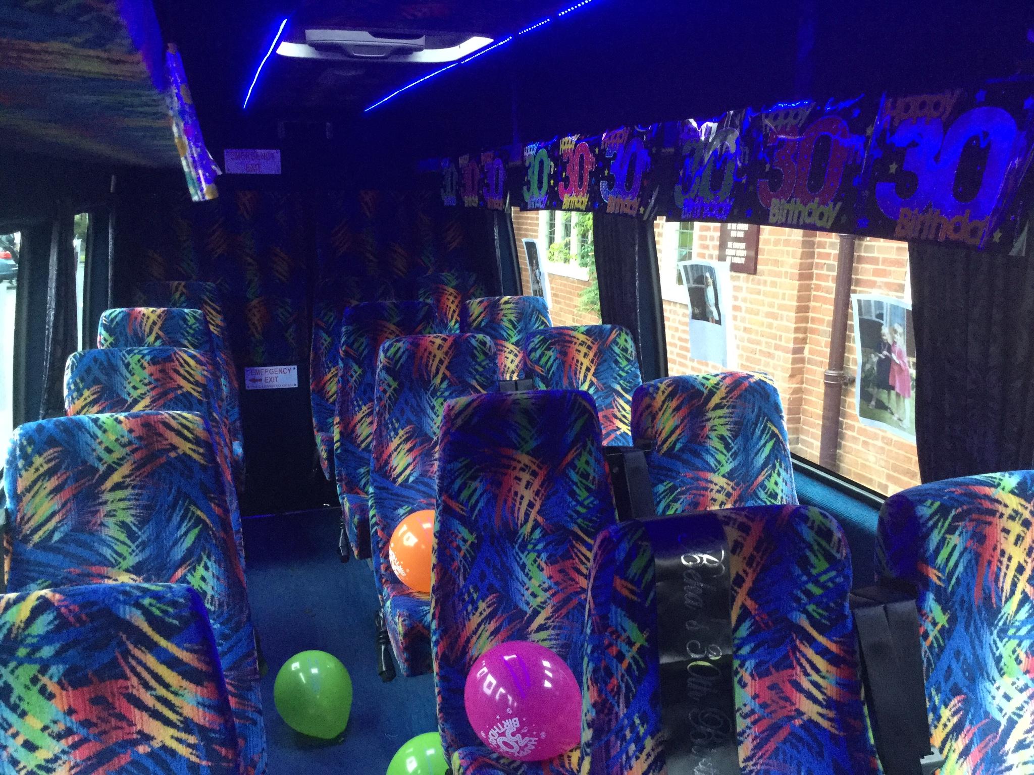 minibus hire dudley