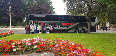 Coach hire with driver to York