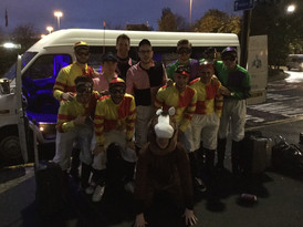 7. stag do minibus hire to Manchester Airport