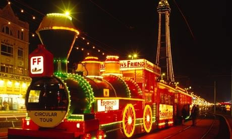 blackpool illuminations coach trip from dudley