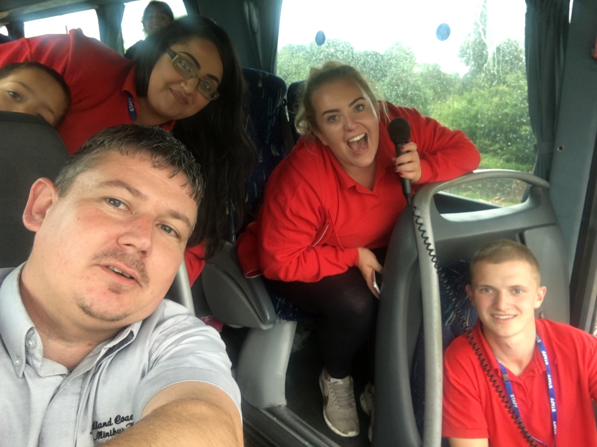 midland coach hire dudley safari park