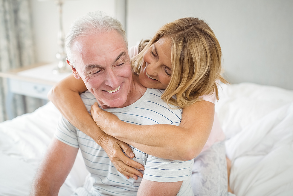 happy-senior-couple-embracing-each-other