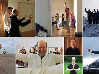 Påskeretreat Online i Qigong, Taiji og Meditasjon!