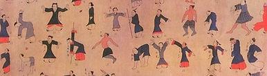 Yi Jin Daoyin er 9 øvelser som påvirker kroppens akupunkturbaner