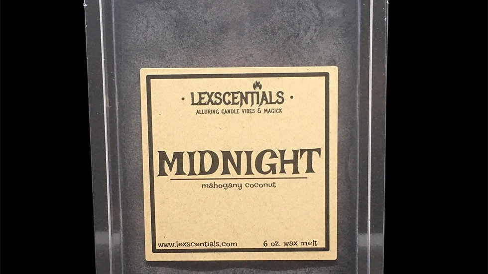 Midnight Wax Melt