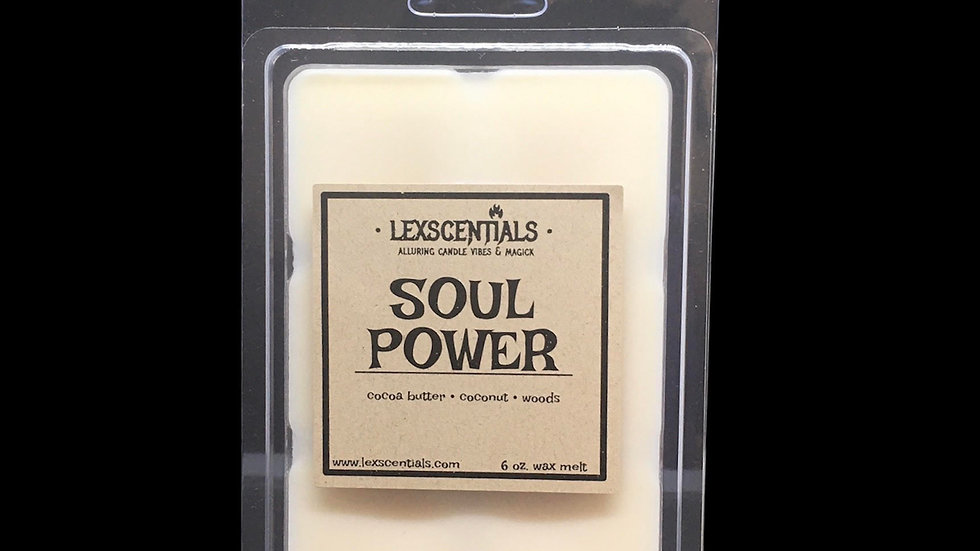 Soul Power Wax Melt