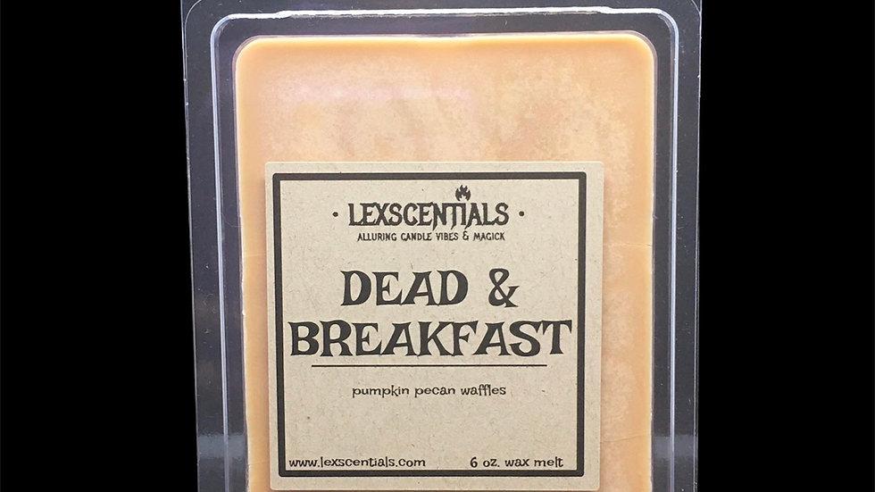 Dead & Breakfast Wax Melt