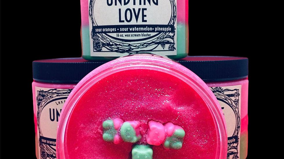 Undying Love Wax Scream Blaster
