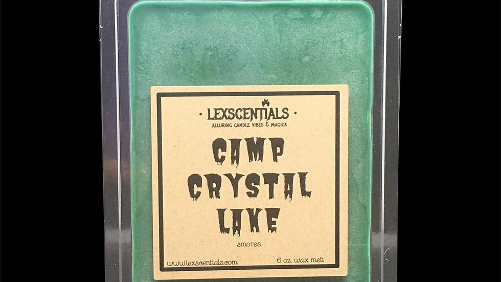 Camp Crystal Lake Wax Melt