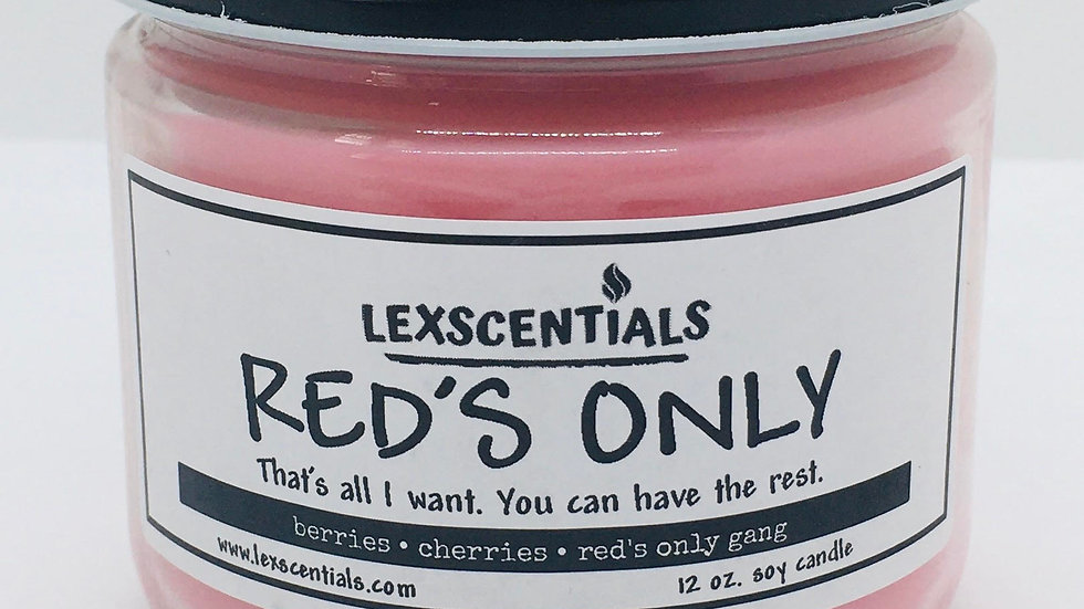 RED'S ONLY