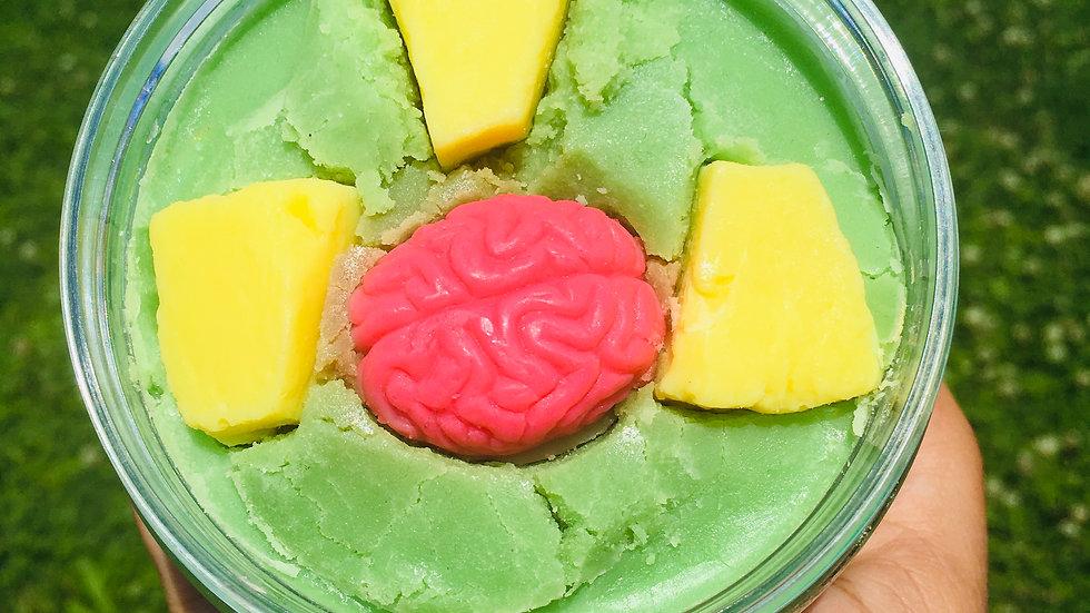 Zombie Brain Juice Wax Scream Blaster