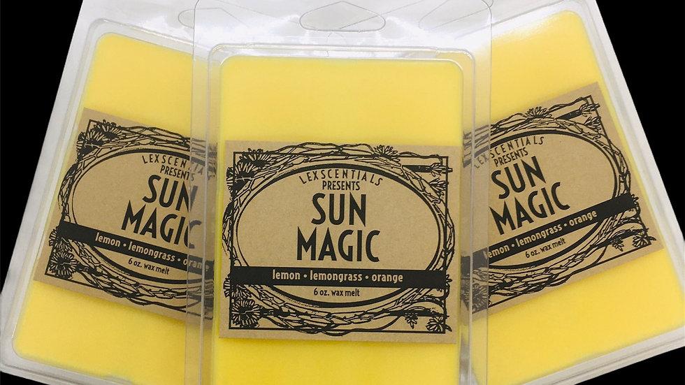 Sun Magic wax melt