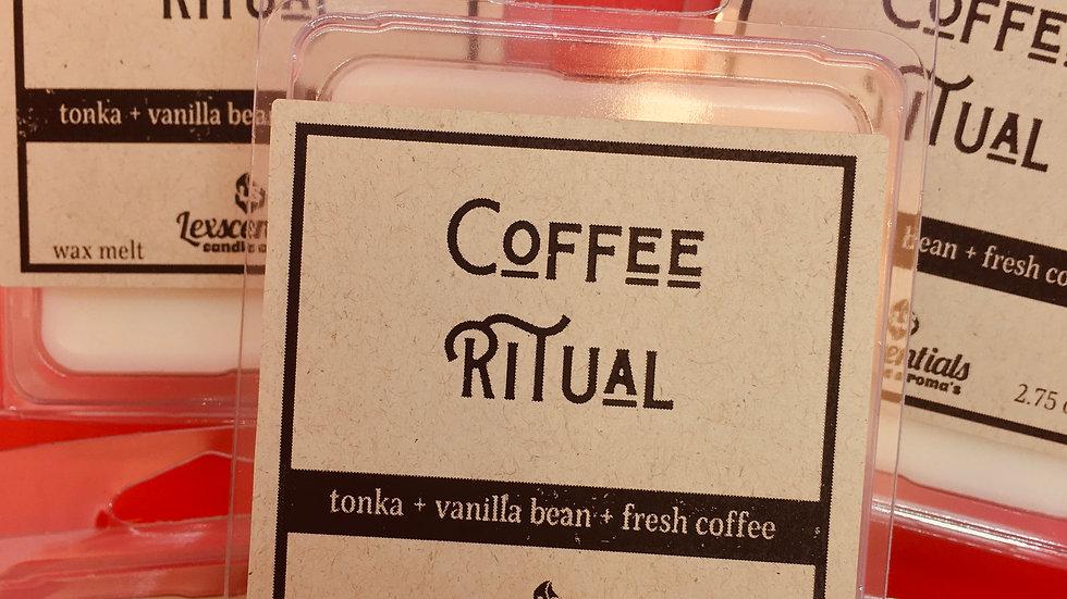 Coffee Ritual wax melt